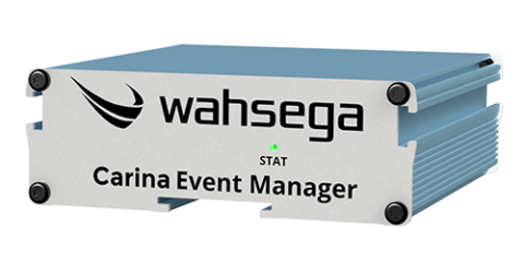 Carina Event Manager