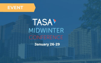 Wahsega Exhibiting at the TASA Midwinter Conference in Austin, Texas
