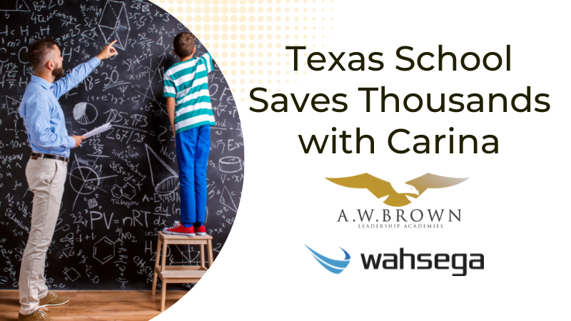 Texas School Saves Thousands with Carina