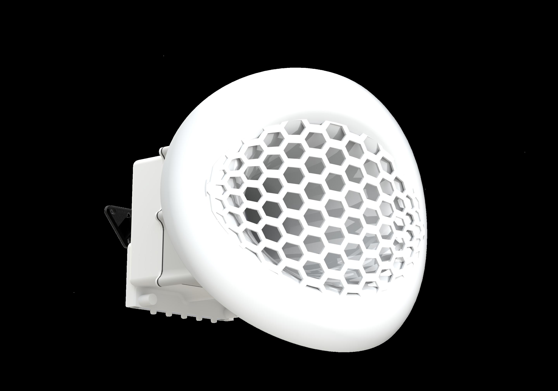 Outdoor IP Horn Speaker White Icon