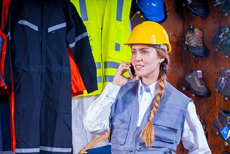 Industrial facility manager