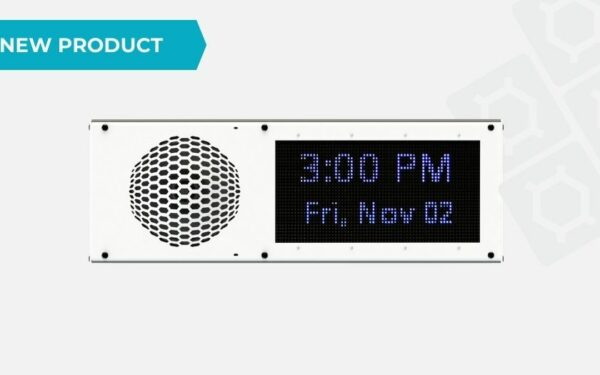 Introducing New Small IP Display