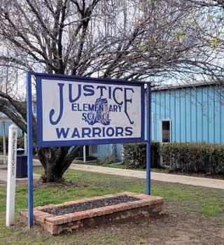 Justice Schools Exterior