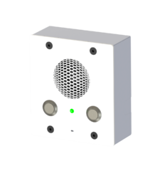 SIP-Enabled IP Indoor Intercom