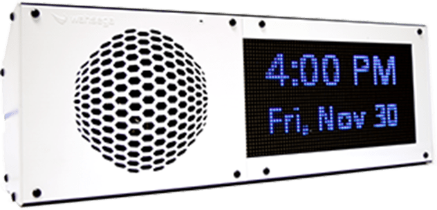 IP Display Speaker